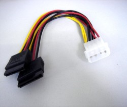 sata cable assemblies