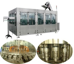 mineral water bottling plants