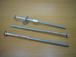 Round Head Square Neck Bolts