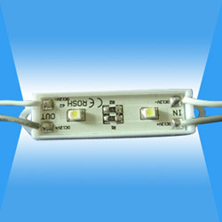 0.24w waterproof 2pcs 3528 smd led module