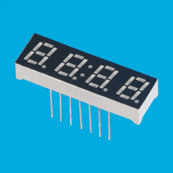 "0.28"" four digit led display"