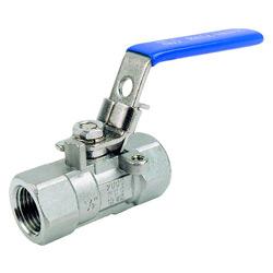 1 pc ball valve