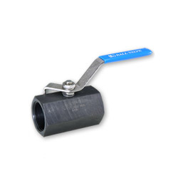 1 pc hex ball valves