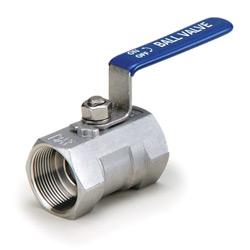 1-pc investment casting ball valves