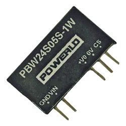 1 watt single outputs