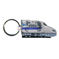 100% new tokkaido line embroidered keychain