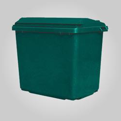 1000l dust bins