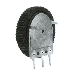 10mm ultra thin micro rotary potentiometers