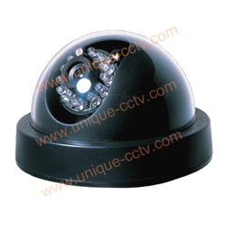 12pcs ir leds built in dome cameras