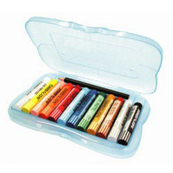 12pcs oil pastels