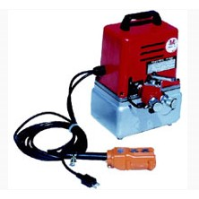 Power Type of Double-Action Hydraulic Pump