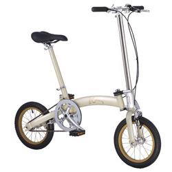 "14"" folding bike"