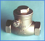 SWING-CHECK-VALVES