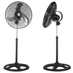 "18"" cycle stand fans"