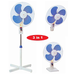 2 in 1 /3 in 1 fan