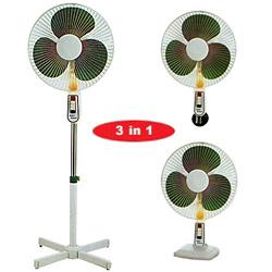 2 in 1 3 in 1 fan