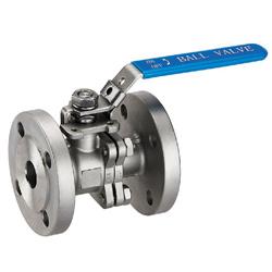 2 pc ball valve