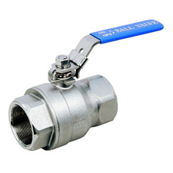 2 pc ball valve 2000psi