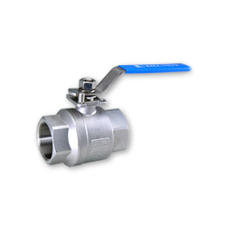 2 pc ball valves