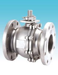 2 pc stainless steel ball valves
