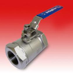 2 piece class 2500 ball valves