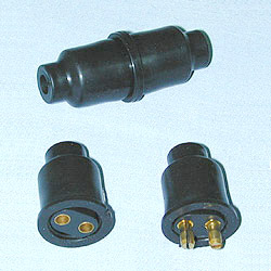 2 Pin Trailer Connectors