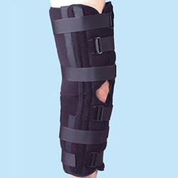 25 degree knee immobilizer