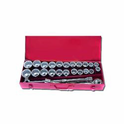 "27-pc 3/4"" dr. socket set"