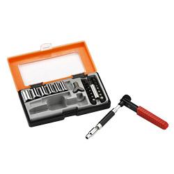 27pcs high quality ratchet bits and socket sets