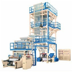 3-layer co-extrusion blown film machines