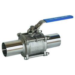 3 pc ball valves