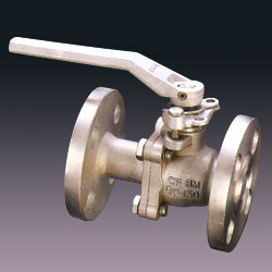 3-pc flanged ball valves