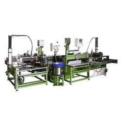 3-piece slide rails assembly machines