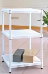 3-tier hi-loading metal racks
