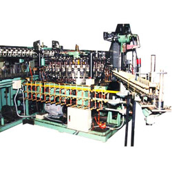 36 heads sealing automatic machine