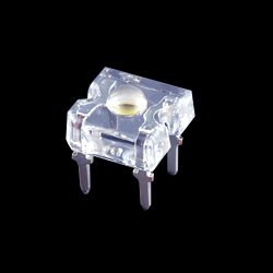 3mm flux light emitting diode