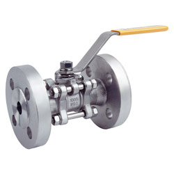 3pc flanged ball valves