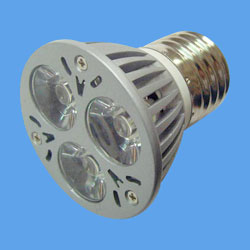 3w high power led spot lamps