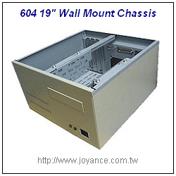 4 Slot Wall Mount Chassis