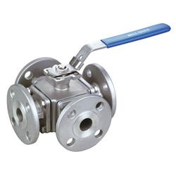 4 way ball valve