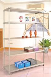 5-tier hi-loading metal racks