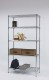 5-tier Light Duty Wire Shelves Racks(Kitchen Racks)