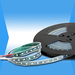 5050 series waterproof flexible smd rgb led strip