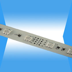 5050 smd led non-waterproof rigid strip