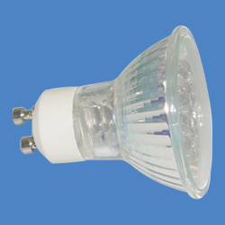 ф50mm gu10 led bulbs