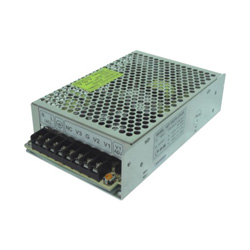 50w triple output switching power supplies