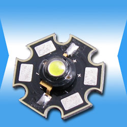 5w white high power led lamp