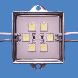 6 leds water resistant led modules
