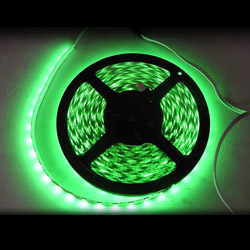 60pcs green 5050 smd led strips