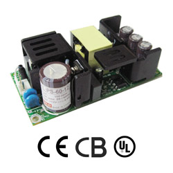 60w single output switching power supplies